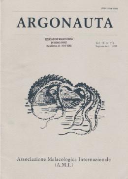 Cover Argonauta 1995 nr.7-9