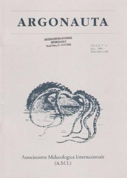 Cover Argonauta 1996 n.7-12