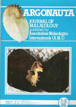 Cover Argonauta 1986 nr.1-2