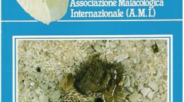 Cover Argonauta 1986 nr.3-4