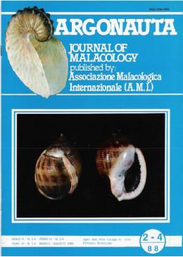 Cover Argonauta 1988 nr.2-4