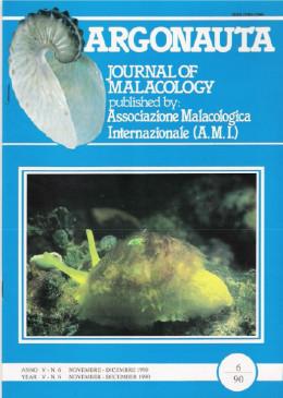 Cover Argonauta 1990 nr.6