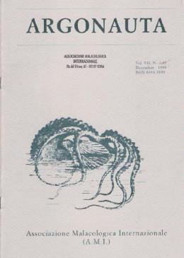 Cover Argonauta 1993 nr.1-12