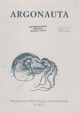 Cover Argonauta 1994 nr.1-6