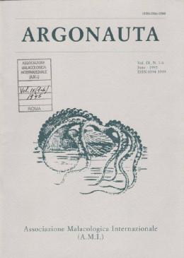 Cover Argonauta 1995 nr.1-6
