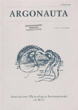 Cover Argonauta 1996 n.1-6