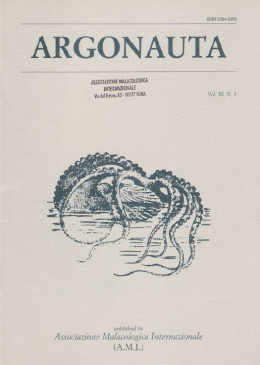Cover Argonauta 1997 n.1-6