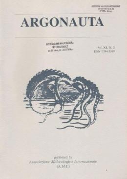 Cover Argonauta 1998 n.1-12