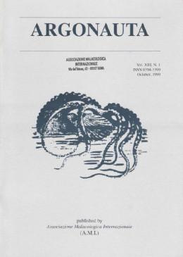 Cover Argonauta 1999 n.1-6