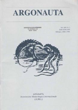 Cover Argonauta 1999 n.7-12