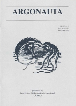 Cover Argonauta 2000 n.7-12