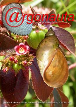 Cover Argonauta 2010 n.1-6