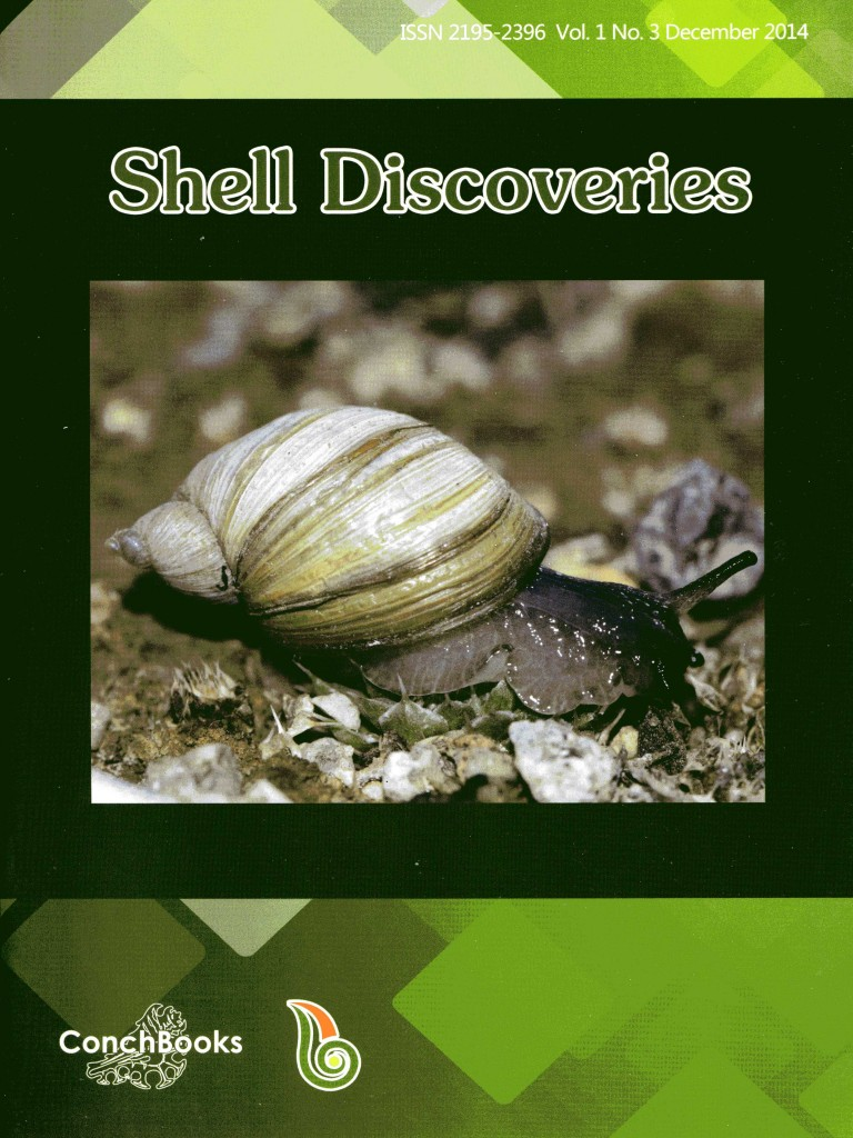 Shell Discoveries Vol. 1 (3) 2014a